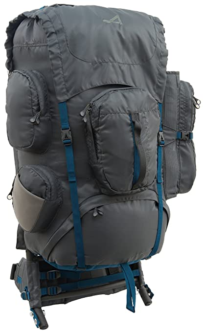 Amazon.com: ALPS Mountaineering Zion External Frame Pack, 64 Liters ...
