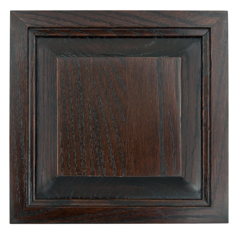 Caribbean Rum Finish Eagle Oak Ridge 2 Drawer File Cabinet