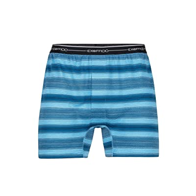 ExOfficio Men's Sol Cool Print Boxer Shorts