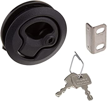 Locking. Pack of 6 Southco Inc M1-43 Flush Pull Latch .475 to .675 Panel Thickness