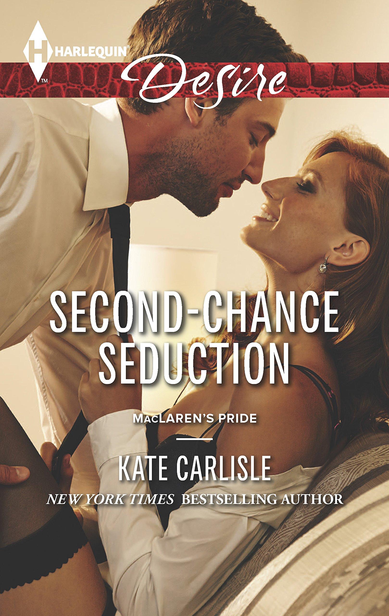 Read Online Second-Chance Seduction (MacLaren's Pride) PDF