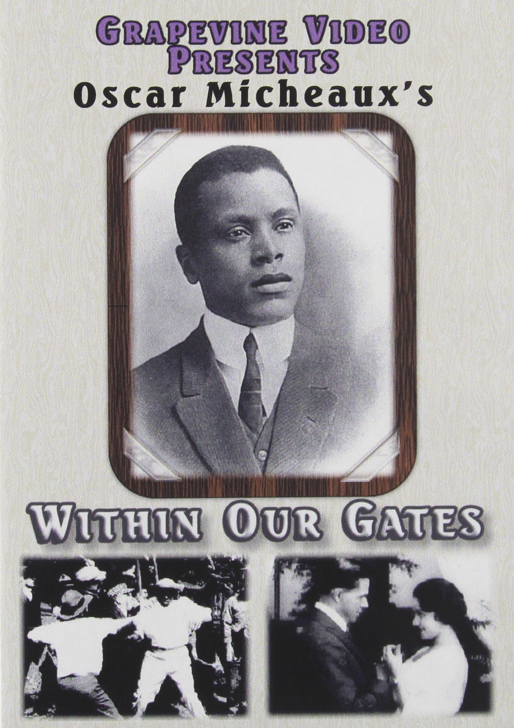 Dvd : Within Our Gates (black & White Silent Movie)