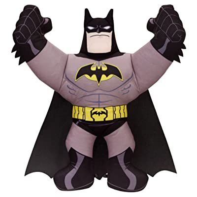 Batman Hero Buddies Action Figure Plush: Toys & Games