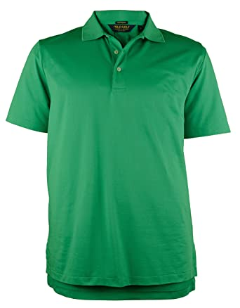 3ef1ebc35 Ralph Lauren Polo Golf Men's Classic-Fit Performance Polo Shirt-MG-S at  Amazon Men's Clothing store: