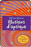 Ma boîte de fiches : Illusions d'optique