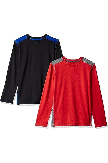 LRG Grey Marble Slim T-Shirt Big Boys Youth Sz 7