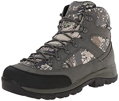 Danner Men's Gila 6 Inch Optifade Open Country Hunting Boot,Optifade Open  Country/Grey