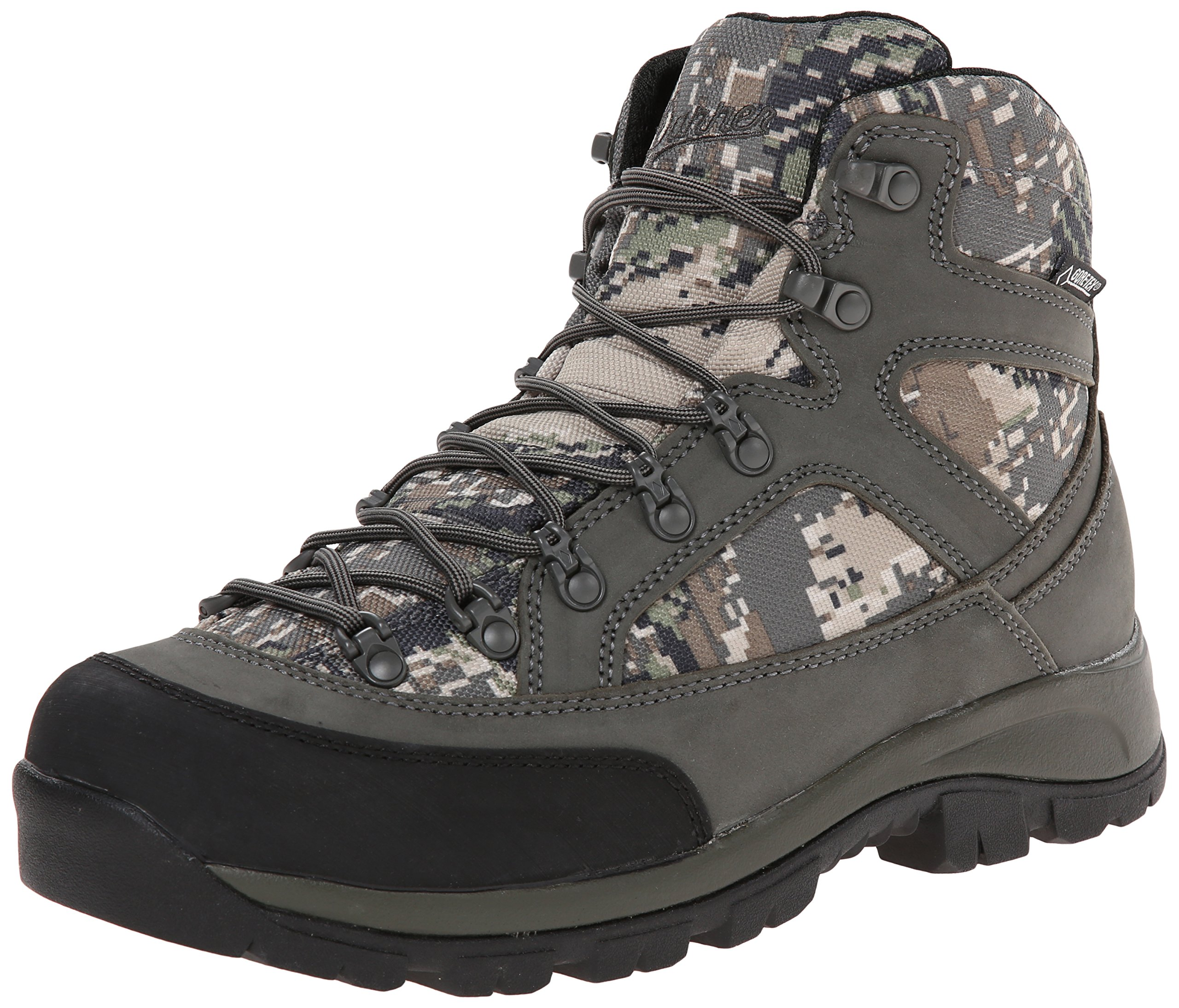 Danner Men's Gila 6 Inch Optifade Open Country Hunting Boot,Optifade Open Country/Grey,8.5 D US
