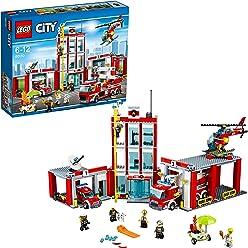 LEGO City - Estación de Bomberos (60110)
