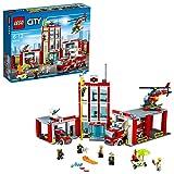 Lego 60110 - City Pompieri Caserma Dei Pompieri