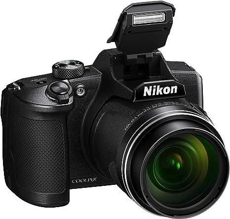 Nikon Coolpix B600 - Cámara de 16 megapíxeles, Zoom 60X, Full HD ...
