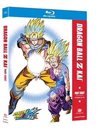Dragon Ball Z Kai: Season One Part Eight USA Blu-ray: Amazon.es ...