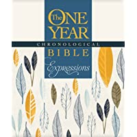 The One Year Chronological Bible Creative Expressions (Full Size)