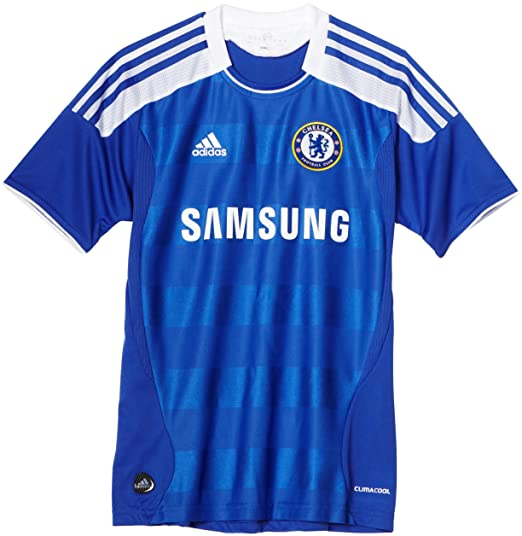 separation shoes a1ced 000f5 adidas Chelsea Home Youth Soccer Jersey