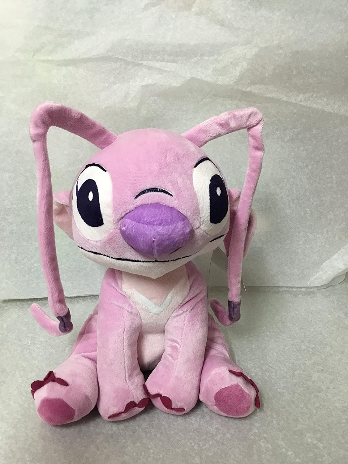 Peluche angel stitch 30 cm by Disney