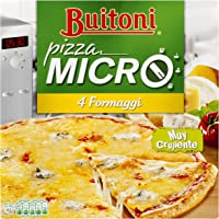 Buitoni 4 Quesos Pizza Microondas - 310 gr