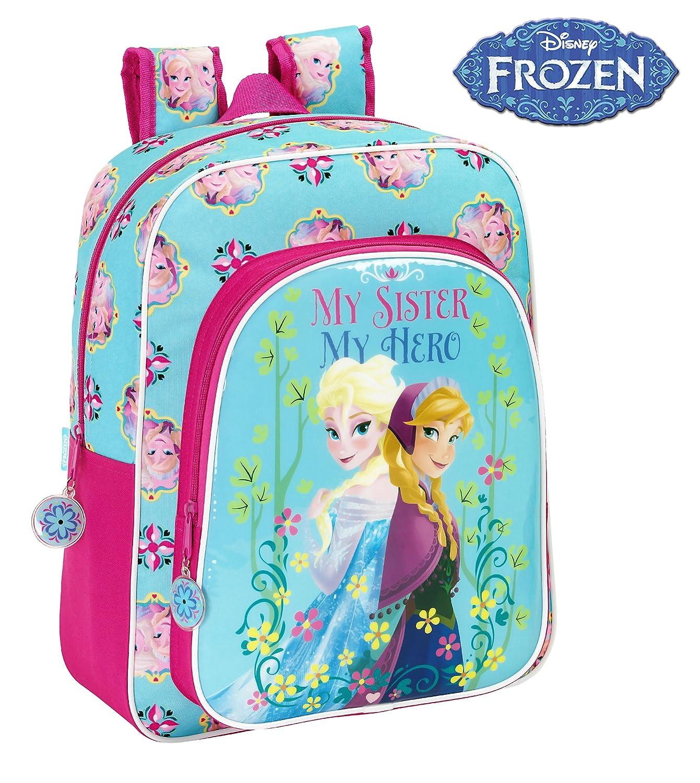 ディズニー アナと雪の女王 コンバーチブル 子供用リュックサック 32 x 38 cm (SAFTA 611515640)   B00S5KEJ7M