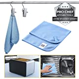 Pro Chef Kitchen Tools Microfiber Cleaning Cloth