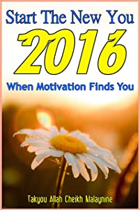Start The New You: 2016 When Motivation Finds You