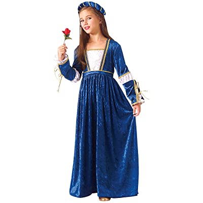 Rubie's Juliet Child Costume: Toys & Games