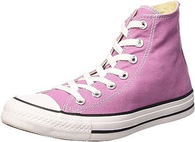 Unisex-Erwachsene All Star Hi Canvas Seasonal Hohe Sneaker, Polarblau, 36 EU Converse