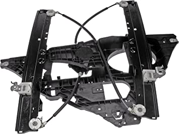 Amazon Com Dorman 740 178 Front Driver Side Window Regulator For Select Ford Lincoln Models Automotive
