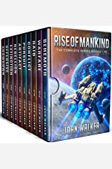 Rise Of Mankind: The Complete Series Books 1-10 Kindle Edition