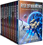 Rise Of Mankind: The Complete Series Books 1-10 (English Edition)