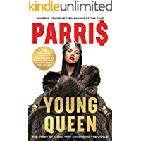 YOUNG QUEEN: The story of a girl who conquered the world book cover