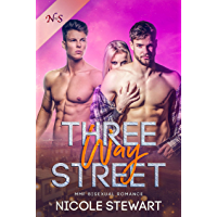 Three Way Street: MMF Bisexual Romance (English Edition)