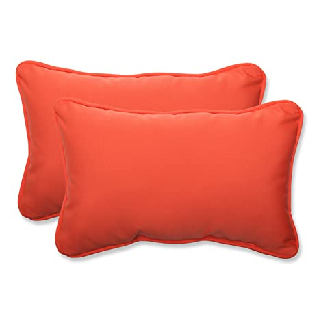Amazon.com: Almohada perfecto Throw almohada rectangular con ...