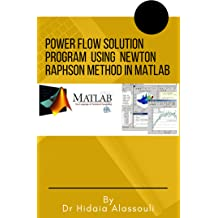 Power Flow Solution Using  Newton Raphson Method in Matlab [Download]