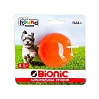 Deals on Outward Hound Bionic Ball Durable Tough Fetch & Chew Toy