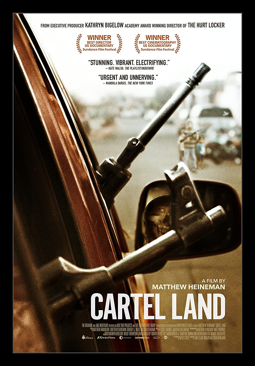 Amazon.com: Cartel Land: Matthew Heineman: Movies & TV