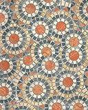 "d-c-fix 346-0519 Decorative Self-Adhesive Film, Tiles, 17.71"" x78"" Roll"