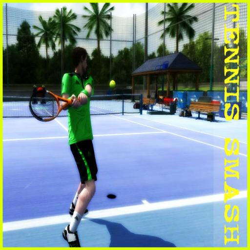 Virtua Stick (Tennis Smash)