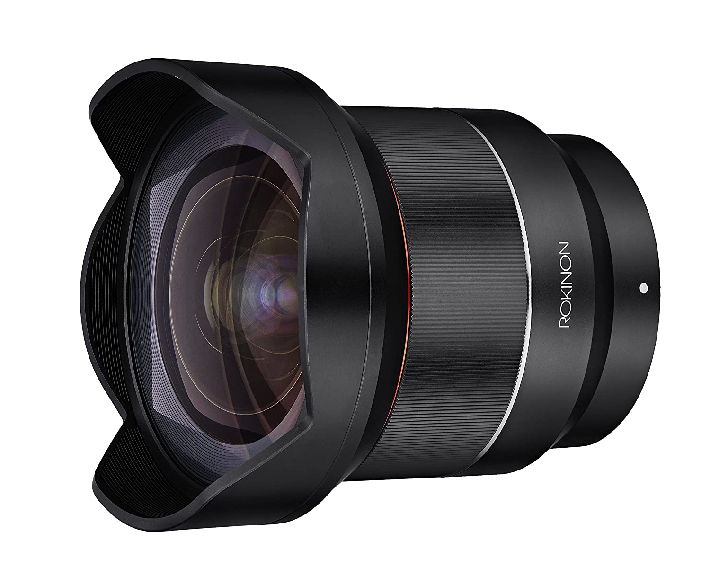 Amazon.com : Rokinon 14mm F2.8 Full Frame Auto Focus Lens for Sony E ...