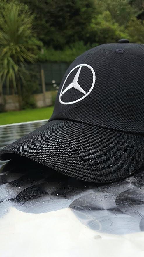 Mercedes Benz Base Ball Cap eMarkooz 88b5b7b6580b