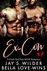 Ex-Con Times Two: A Bad Boy MFM Romance Kindle Edition