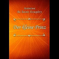 Der kleine Prinz (German Edition) book cover