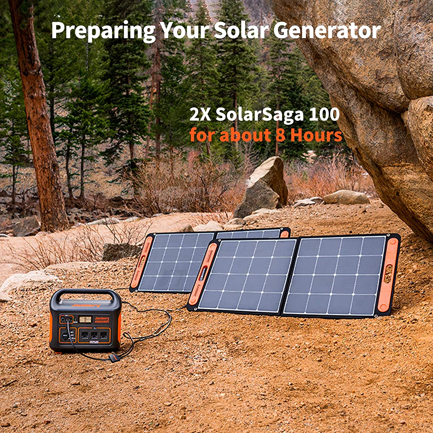 Solar For Camping