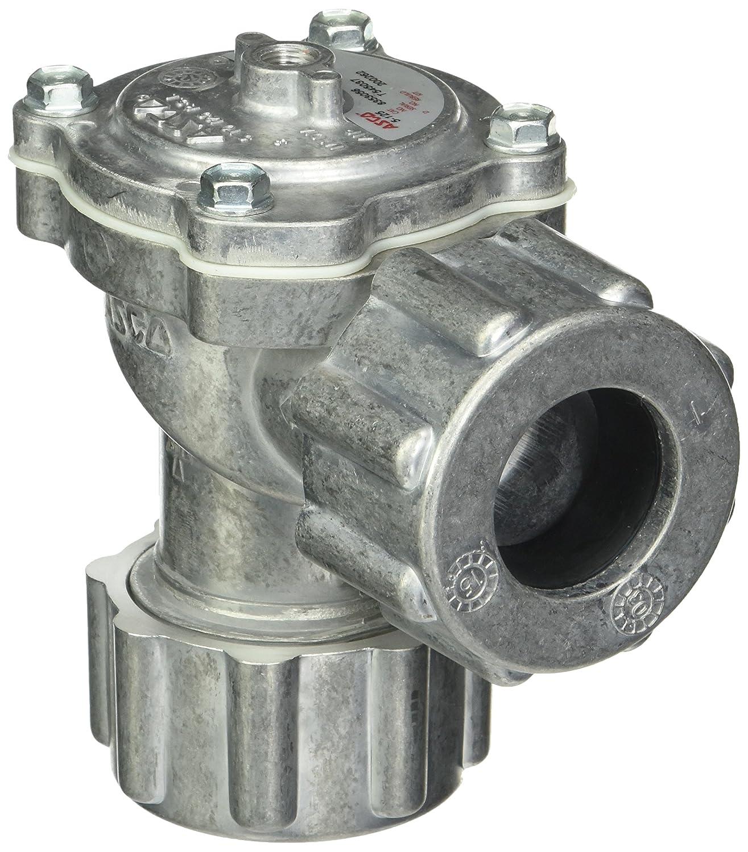 3//4 Pipe Size ASCO 8353G052-120//60,110//50 Aluminum Body High Flow Main Pulse Valve 15 Cv Flow HYTREL Sealing 120V//60 Hz 2-Way Normally Closed Integral Pilot 3//4 Orifice 110V//50 Hz