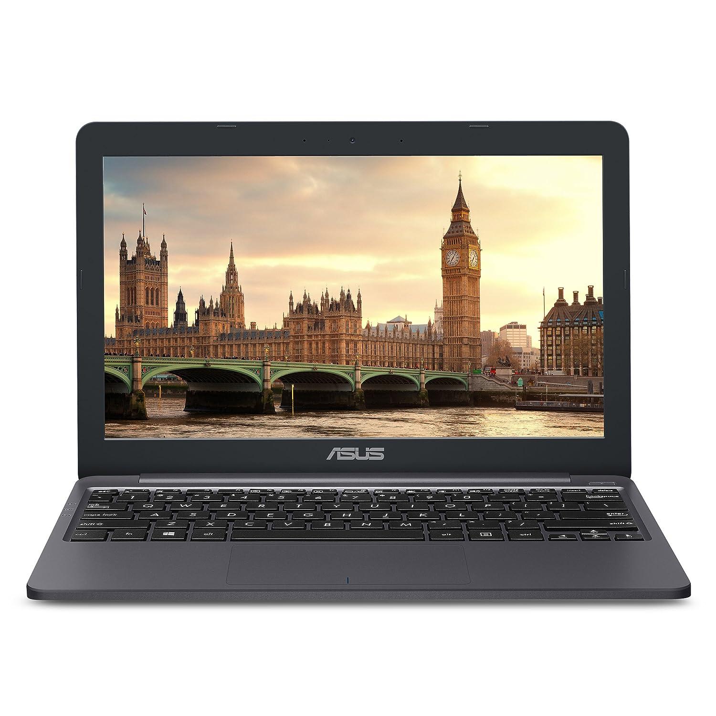 Amazon In Buy Asus Vivobook E203na Ultra Thin And Light Laptop Intel Celeron N3350 Processor 4gb Lpddr3 Ram 32gb Emmc Storage Pre Installed 32gb Sd Card 11 6 Hd Display Windows 10 Usb Type C E203na Dh02