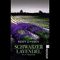 Schwarzer Lavendel: Kriminalroman (Ein-Leon-Ritter-Krimi 2) (German Edition)