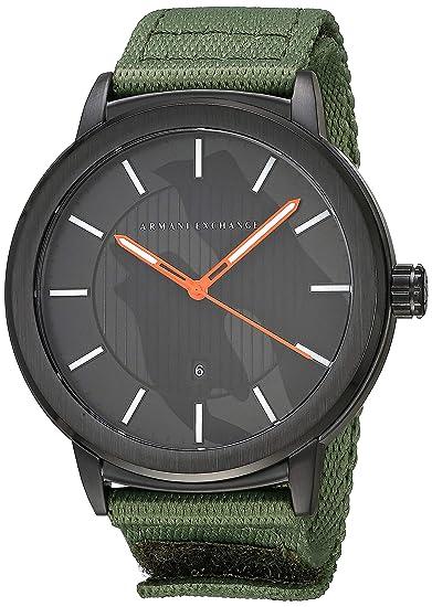 fdfa2b360301 Armani Exchange AX1468 Reloj para Hombre