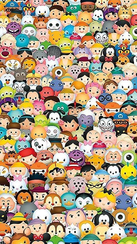 ディズニー TSUM TSUM Disney XFVGA(480×854)壁紙画像