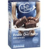 White Wings Double Choc Fudge Brownie Mix, 560 g