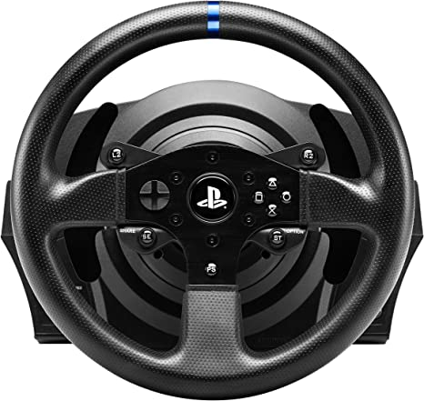 Thrustmaster T300 RS - Volante - PS4 / PS3 / PC: Thrustmaster: Amazon.es: Electrónica