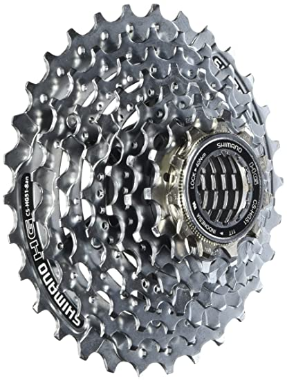 Shimano 8 Speed Cassette Sporting Goods