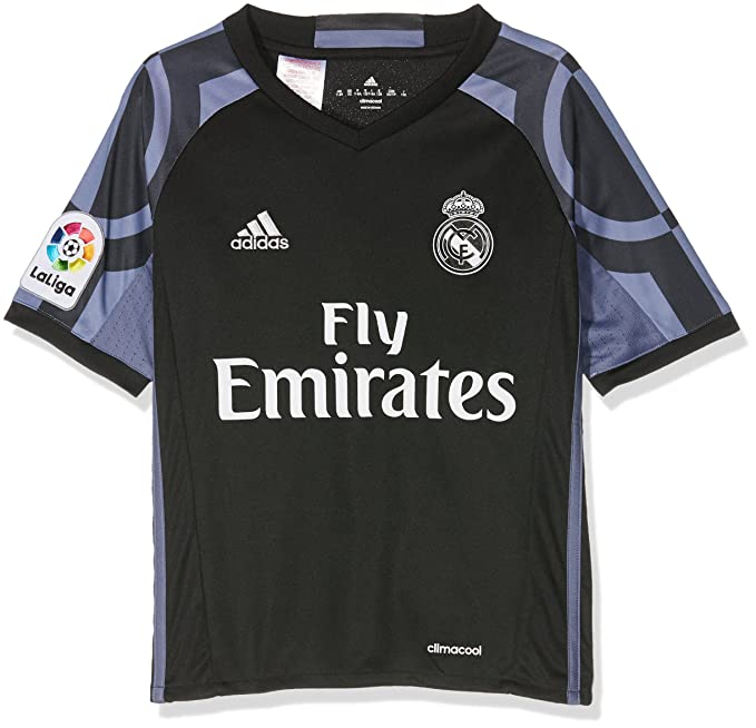 0b5f1a26a Image Unavailable. Image not available for. Colour  2016-2017 Real Madrid  Adidas Third Shirt (Kids)